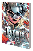 Image: Thor Vol. 01: The Goddess of Thunder SC  - Marvel Comics