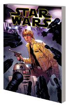 Image: Star Wars Vol. 02: Showdown on the Smuggler's Moon SC  - Marvel Comics