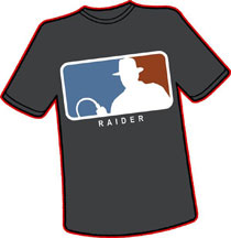 Image: Major League Raider T-Shirt  (S) -