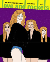 Image: Love and Rockets: New Stories Vol. 08 SC  - Fantagraphics Books