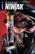 Image: Ninjak Vol. 02: The Shadow Wars SC  - Valiant Entertainment LLC