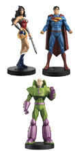 Image: DC Comics Eaglemoss Masterpiece Collection: Justice League - Superman, Wonder Woman & Lex Luthor #3 - Eaglemoss Publications Ltd