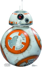 Image: Star Wars E7 Life-Size Standup: BB-8  -