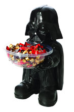 Image: Star Wars Candy Bowl Holder: Darth Vader  -