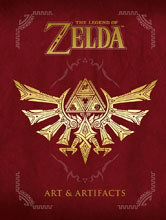 Image: Legend of Zelda: Art & Artifacts HC  - Dark Horse Comics