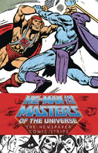 Image: He-Man and the Masters of the Universe: The Newspaper Comic Strips HC  - Dark Horse Comics
