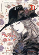 Image: Vampire Hunter D Vol. 25: Undead Island SC  - Dark Horse Comics