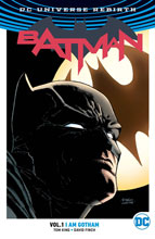 Image: Batman Vol. 01: I Am Gotham SC  (Rebirth) - DC Comics