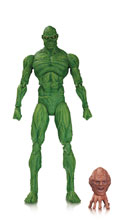 Image: DC Comics Icons Action Figure 018: Swamp Thing  - DC Comics