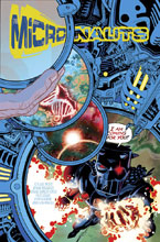 Image: Micronauts Vol. 01: Entropy SC  - IDW Publishing