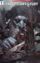 Image: Dungeons & Dragons: Frost Giant's Fury #1 (incentive cover - Jacoboson wraparound) (10-copy)  [2016] - IDW Publishing