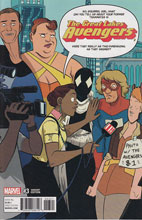 Image: Great Lakes Avengers #3 (variant cover - Henderson)  [2016] - Marvel Comics