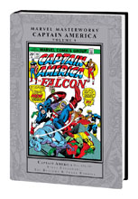 Image: Marvel Masterworks: Captain America Vol. 09 HC  - Marvel Comics