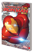 Image: Invincible Iron Man Vol. 01: Reboot SC  - Marvel Comics