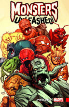 Image: Monsters Unleashed Prelude SC  - Marvel Comics