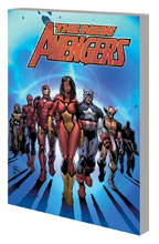 Image: New Avengers by Brian Michael Bendis: The Complete Collection Vol. 01 SC  - Marvel Comics