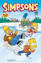Image: Simpsons Comics #235 - Bongo Comics