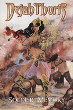Image: Dejah Thoris: Soldier of Memory SC  - Dynamite