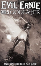 Image: Evil Ernie: Godeater #5 (cover C incentive - B&W) (10-copy)  [2016] - Dynamite