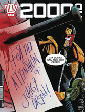 Image: 2000 A.D. #2010 - Rebellion / 2000AD