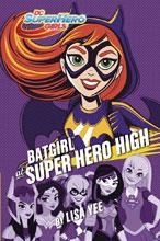 Image Batgirl At Super Hero High HC