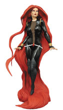 Image: Marvel Gallery PVC Figure: Medusa  - Diamond Select Toys LLC