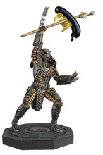 Image: Alien & Predator Figurine Collection: 'Scar' Predator  - Eaglemoss Publications Ltd