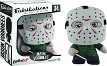 Image: Fabrikations Horror Soft Sculpt Plush Figure: Jason Voorhees  - Funko