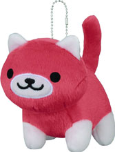 Image: Neko Atsume Plush: Ginger  (6-inch) - Little Buddy, LLC