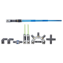 Image: Star Wars: E7 Bladebuilder Jedi Lightsaber Case  - Hasbro Toy Group