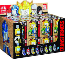 Image: Transformers Alt-Modes Mini-Figure Blind Mystery Box Display 201601  - Hasbro Toy Group
