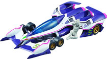 Image: GPX NC Cyber Formula Sin Variable Action Figure: An-21  - Megahouse Corporation