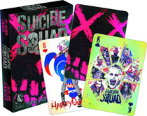 Image: Suicide Squad Playing Cards  - Nmr Distribution America