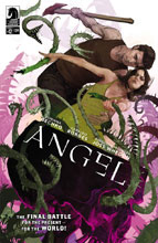 Image: Angel Season 11 #12 - Dark Horse Comics