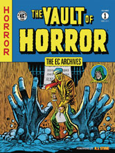 Image: EC Archives: Vault of Horror Vol. 01 HC  - Dark Horse Comics