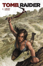 Image: Tomb Raider Library Edition Vol. 01 HC  - Dark Horse Comics