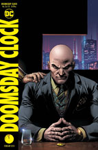 Image: Doomsday Clock #2 (variant cover - Gary Frank) - DC Comics