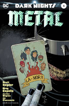 Image: Dark Nights: Metal #5 - DC Comics