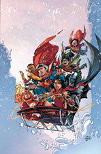 Image: DC Universe Holiday Special 2017 #1 - DC Comics