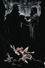 Image: Batman: White Knight #3 - DC Comics