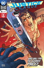 Image: Justice League #34 - DC Comics