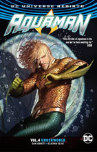 Image: Aquaman Vol. 04: Underworld  (Rebirth) SC - DC Comics