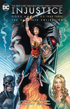 Image: Injustice: Gods Among Us - Year Three Complete Collection SC  - DC Comics