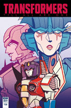 Image: Transformers: Till All Are One Annual 2017  (cover B - Wiedle) - IDW Publishing