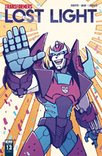 Image: Transformers: Lost Light #13 (incentive cover - J.N. Wiedle) (10-copy) - IDW Publishing