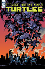 Image: Teenage Mutant Ninja Turtles #77 (cover A - Couceiro) - IDW Publishing
