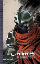 Image: Teenage Mutant Ninja Turtles Vol. 06 HC  (IDW Collection) - IDW Publishing