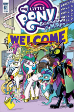 Image: My Little Pony: Friendship Is Magic #61 (cover A - Price) - IDW Publishing