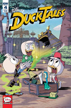 Image: Ducktales #4 (cover A - Ghiglione) - IDW Publishing