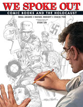 Image: We Spoke Out: Comic Books and the Holocaust HC  - IDW Publishing